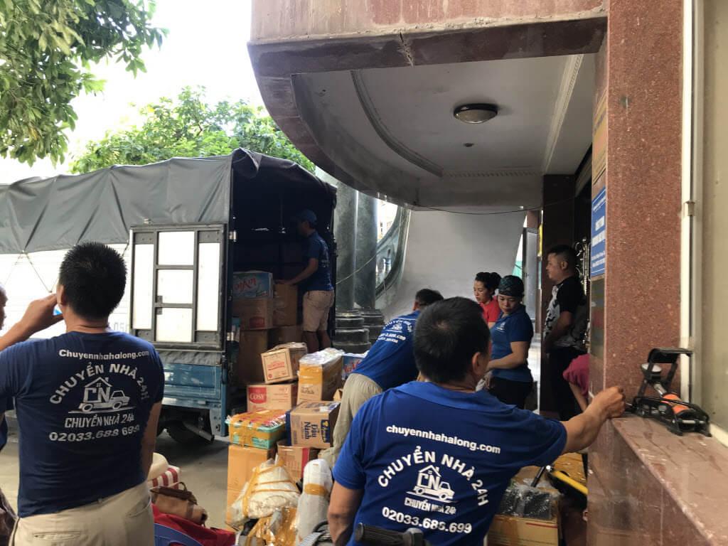 Chuyển nhà trọn gói tại Hạ Long