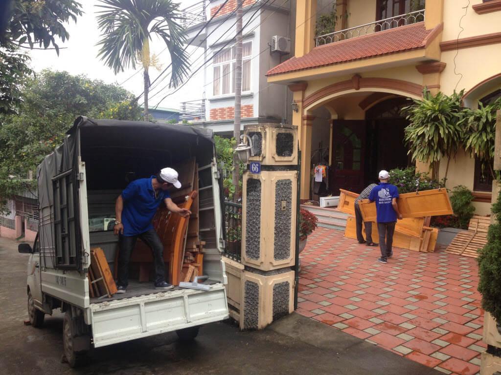 Dịch vụ dọn nhà trọn gói tại Quảng Ninh giá rẻ